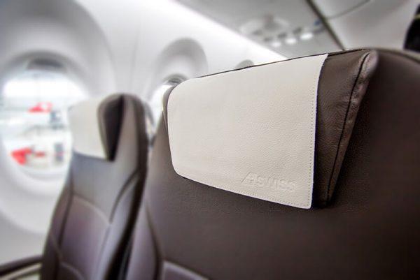 Headrest Aircraft
